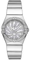 Omega Constellation Luxury Edition  Women's Watch 123.55.24.60.55.014