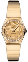 Omega Constellation Polished Quartz 24mm  Women's Watch 123.55.24.60.58.002