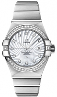 Omega Constellation Automatic Chronometer 31mm  Women's Watch 123.55.31.20.55.003