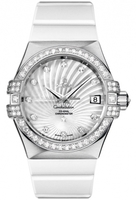 Omega Constellation Automatic Chronometer 35mm  Women's Watch 123.57.35.20.55.005