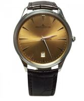 Jaeger Lecoultre Master Grande Ultra Thin Date Men's Watch 1288430