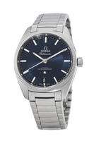 Omega Constellation Globemaster Co-Axial Master Chronometer 39 mm Blue Dial Steel Men's Watch 130.30.39.21.03.001