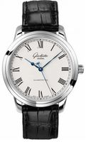 Glashutte Original Quintessentials Senator Automatic  Men's Watch 1-39-59-01-02-04