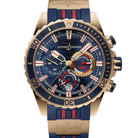 Ulysse Nardin Diver Chronograph  Men's Watch 1502-151LE-3/93