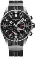 Ulysse Nardin Diver Chronograph  Men's Watch 1503-151-3/92