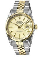 Rolex Datejust 36   Unisex Watch 16013-PO