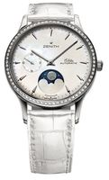 Zenith Heritage Lady Ultra Thin Moon Phase  Women's Watch 16.1225.692/80.C664
