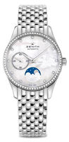 Zenith Captain Ultra Thin Moonphase Mother of Pearl Dial Women's Watch 16.2310.692/81.M2310