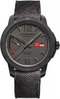 Chopard Mille Miglia GTS Power Control Black Dial Titanium Limited Edition Men's Watch 168566-3007