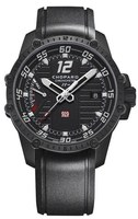 Chopard Classic Racing Superfast Power Control Black Dial Black Rubber Porsche 919 HF Edition Men's Watch 168593-3001