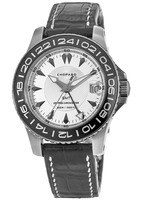 Chopard L.U.C Pro One Leather Strap Men's Watch 168959-3002