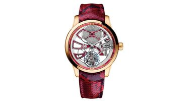 Ulysse Nardin Classic Skeleton Tourbillon  Men's Watch 1706-129/06