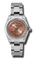 Rolex Oyster Perpetual No-Date   Unisex Watch 177200-PIAO