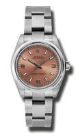 Rolex Oyster Perpetual No-Date   Unisex Watch 177200-PISO