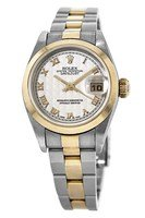 Rolex Datejust 26  Stainless Steel and 18kt Yellow Gold Case Women's Watch 179163-IVRRO-PO