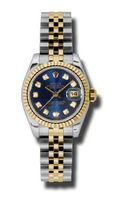 Rolex Datejust 26   Women's Watch 179173-BLDJ
