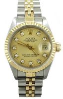 Rolex Datejust 26   Women's Watch 179173-GODJ