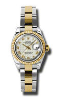 Rolex Datejust 26   Women's Watch 179173-IVRO