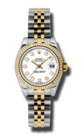 Rolex Datejust 26   Women's Watch 179173-WHDJ