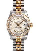 Rolex Datejust 26   Women's Watch 179383-IVSDJ