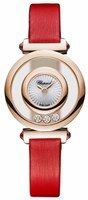 Chopard Happy Diamonds Icons Mother of Pearl Diamond Women's Watch 204780-5201