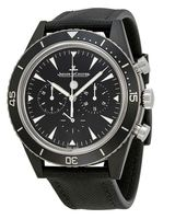 Jaeger LeCoultre Master Extreme Deep Sea Chronograph Cermet Limited Edition Men's Watch 208A570