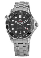 Omega Seamaster Diver 300 M Master Chronometer Anti-magnetic Black Dial Men's Watch 210.30.42.20.01.001