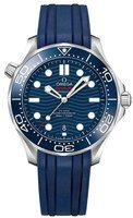Omega Seamaster Diver 300 M Automatic 42mm Blue Dial Men's Watch 210.32.42.20.03.001