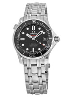 Omega Seamaster Diver 300 M Automatic Black Ceramic Unisex Watch 212.30.36.20.01.002