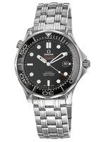 Omega Seamaster  Automatic Co-Axial 41mm Black Dial Men's Watch 212.30.41.20.01.003-PO