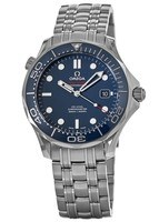 Omega Seamaster Diver 300 M Automatic Co-Axial 41mm Blue Dial Men's Watch 212.30.41.20.03.001