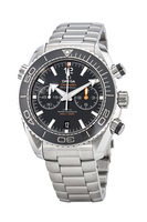 Omega Seamaster Planet Ocean 600M 45.5mm Chronograph Stainless Steel Men's Watch 215.30.46.51.01.001