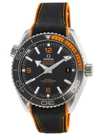 Omega Seamaster Planet Ocean 600M 43.5mm Co-Axial Master Chronometer Men's Watch 215.32.44.21.01.001