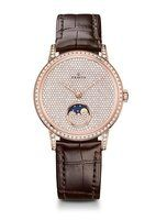 Zenith Elite Lady Moonphase Rose Gold Diamond Dial Women's Watch 22.2320.690/79.C713