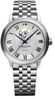 Raymond Weil Meastro  Silver Dial Stainless Steel Men's Watch 2227-ST-00659