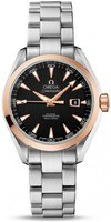 Omega Seamaster Aqua Terra Automatic Chronometer 34mm  Women's Watch 231.20.34.20.01.003