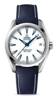 Omega Seamaster Aqua Terra Automatic Chronometer 38.5mm Good Planet Foundation Edition Men's Watch 231.92.39.21.04.001