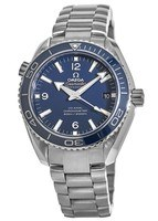 Omega Seamaster Planet Ocean 600M 42mm Titanium Chronometer Blue Dial Men's Watch 232.90.42.21.03.001