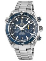 Omega Seamaster Planet Ocean 600M Chronograph 45.5mm Titanium Liquidmetal Edition Men's Watch 232.90.46.51.03.001