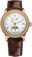 Blancpain Leman Complete Calendar Moonphase  Women's Watch 2360-2991A-55B