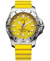 Victorinox Swiss Army I.N.O.X. Professional Diver  Yellow Dial & Strap Men's Watch 241735
