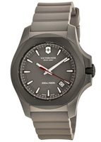 Victorinox Swiss Army I.N.O.X. Titanium  Grey Dial Men's Watch 241757