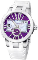 Ulysse Nardin Executive Dual Time Lady  Women's Watch 243-10-3/30-07