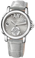 Ulysse Nardin GMT Big Date 37mm  Women's Watch 243-22/30-02