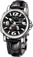 Ulysse Nardin GMT Big Date 42mm  Men's Watch 243-55/62