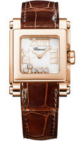 Chopard Happy Sport Square Small  Women's Watch 275349-5001