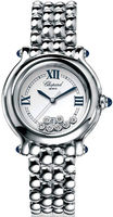 Chopard Happy Sport Classic Round 7 Floating Diamonds  Women's Watch 278236-3005