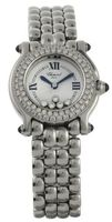 Chopard Happy Sport Classic Round 5 Floating Diamonds  Women's Watch 278294-2005