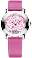 Chopard Happy Sport Medium 36mm la-vie-en-rose Women's Watch 278475-3029