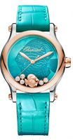 Chopard Happy Fish  36mm Automatic Women's Watch 278578-6001